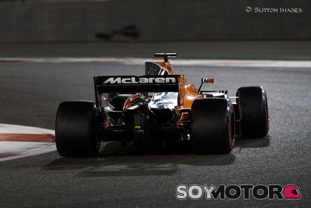 McLaren en Abu Dabi - SoyMotor