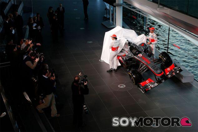 Presentación del MP4-28 de la temporada 2013 - LaF1