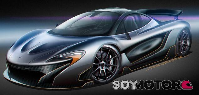 McLaren 700 LT. ¿Y si fuera verdad? - SoyMotor.com