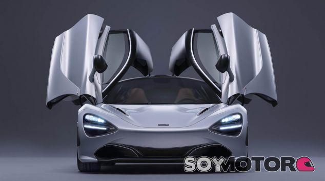 McLaren no descarta un deportivo de cuatro plazas - SoyMotor.com