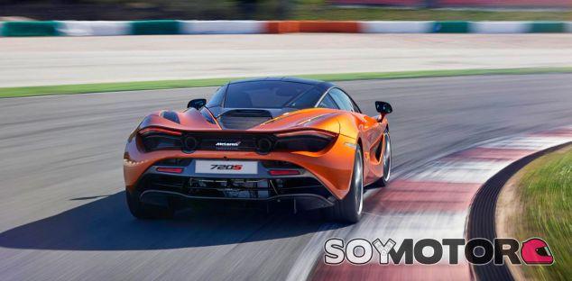 McLaren prepara un 720S LT - SoyMotor.com