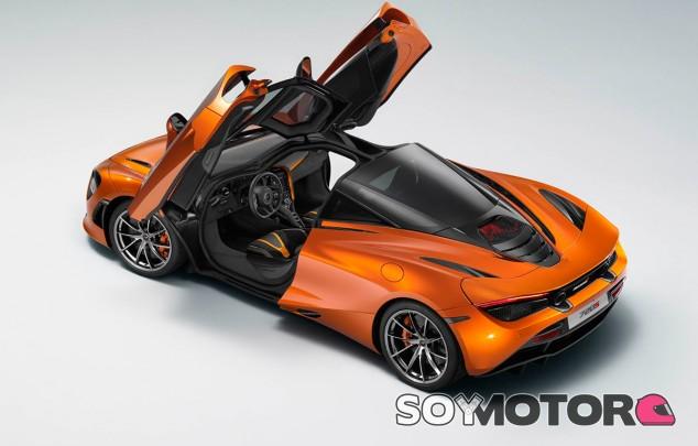 McLaren 720S: así es el nuevo supercar - SoyMotor.com