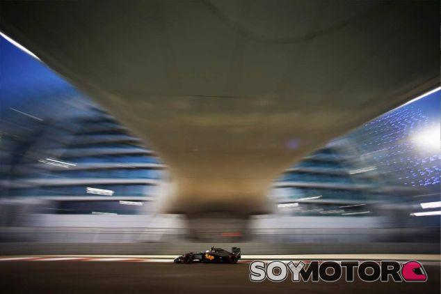 McLaren en el GP de Abu Dabi F1 2014: Domingo - LaF1