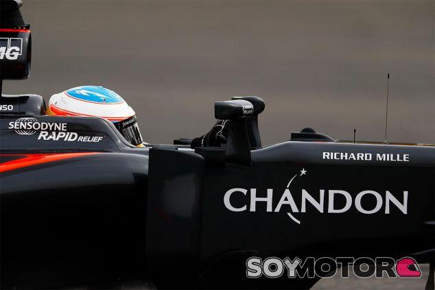 Fernando Alonso en China - LaF1
