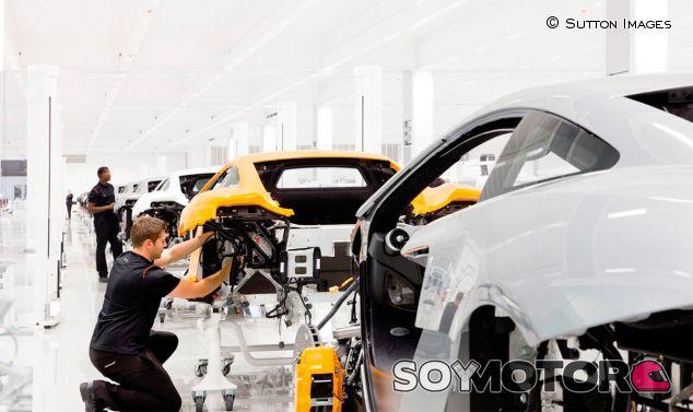 McLaren Automotive - SoyMotor