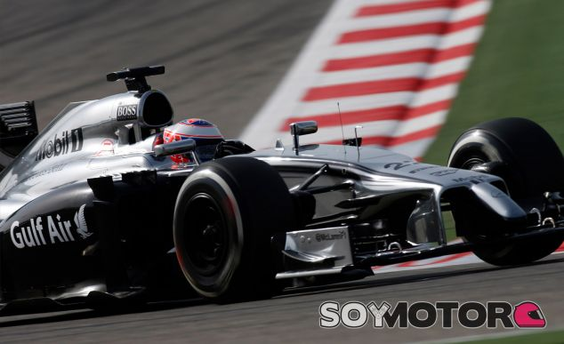 Jenson Button en el Gran Premio de Baréin - LaF1