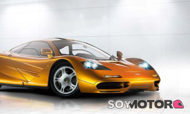 McLaren trabaja con BMW para sorprender con la próxima generación de motores de combustión - SoyMotor.com