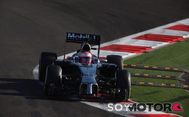 Jenson Button en el pasado Gran Premio de Rusia - LaF1