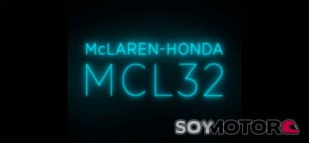 McLaren retransmitirá en directo la presentación del MCL32 - SoyMotor