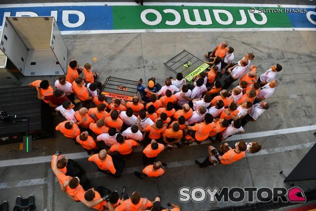 """Brown y la llegada de Ricciardo: """"Cumplí lo prometido"""" - SoyMotor.com"""