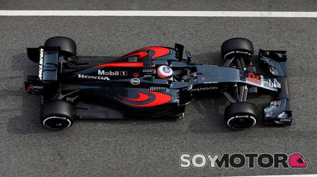McLaren no ganará en 2016, según De la Rosa - LaF1