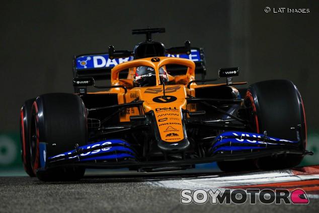 McLaren en el GP de Abu Dabi F1 2020: Viernes - SoyMotor.com
