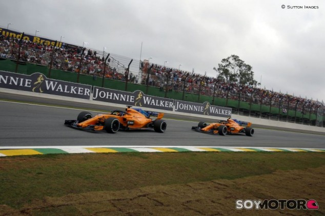 McLaren en el GP de Brasil F1 2018 - SoyMotor
