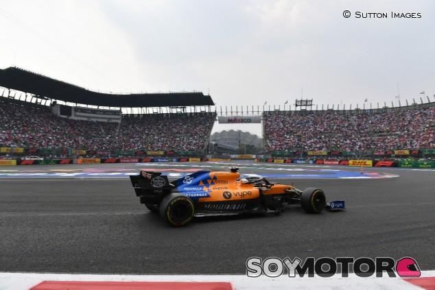 Carlos Sainz en México - SoyMotor.com