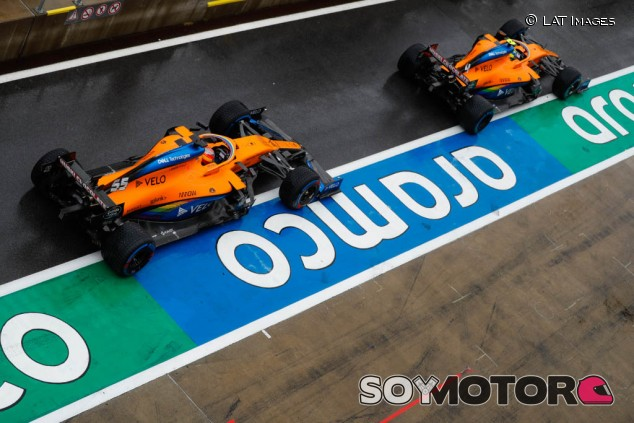 McLaren en el GP de Gran Bretaña F1 2020: Previo - SoyMotor.com