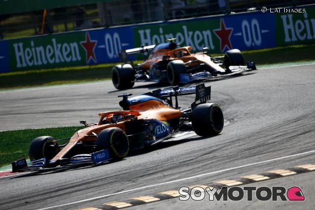 McLaren en el GP de La Toscana F1 2020: Previo - SoyMotor.com
