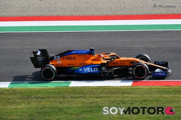 McLaren en el GP de La Toscana F1 2020: Viernes - SoyMotor.com