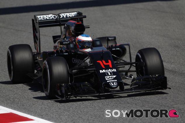 McLaren revela que ya trabaja en el año 2017 - LaF1