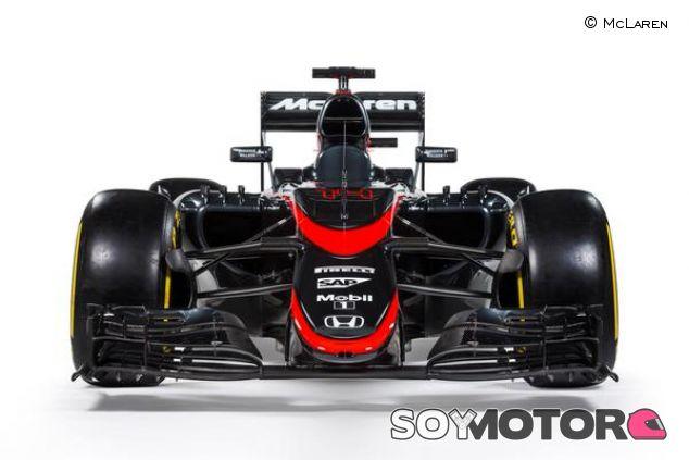 Los nuevos colores del McLaren-Honda - LaF1.es