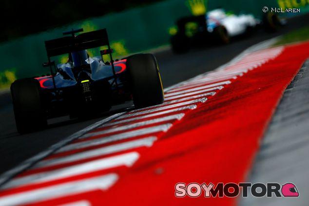 McLaren-Honda ha arrancado con buen pie en el GP de Hungría - LaF1
