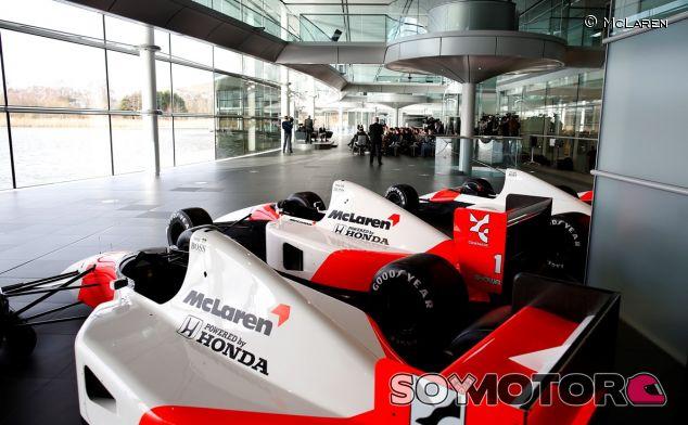McLaren Honda - LaF1