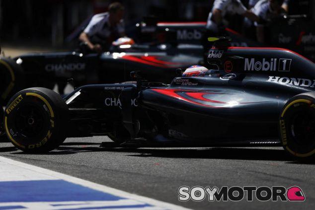 McLaren-Honda apunta a Ferrari en Mónaco - LaF1