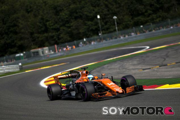 Alonso en Spa - SoyMotor.com