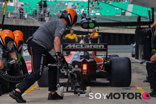 McLaren en Silverstone - SoyMotor