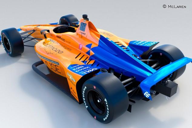 """McLaren, sobre correr en IndyCar: """"Si no es en 2020, lo vamos a estudiar para 2021"""" - SoyMotor.com"""