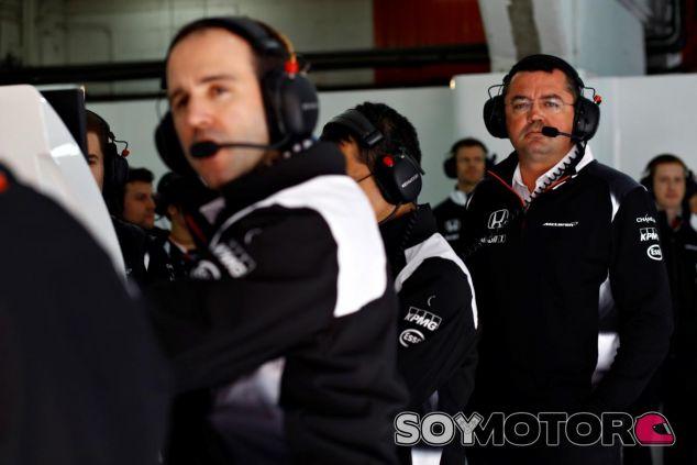 McLaren renueva con Kenwood - LaF1
