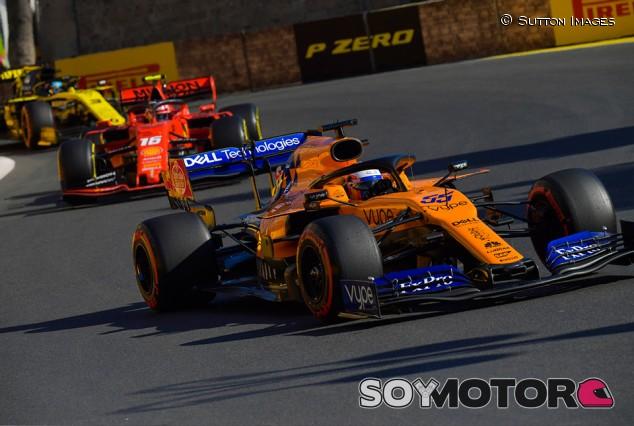 McLaren, escéptica sobre la ausencia de Ferrari en el test 2021 de Pirelli