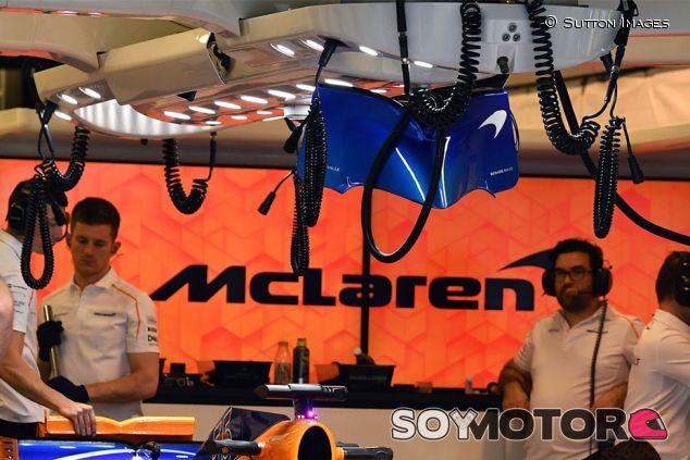 Logo de McLaren - SoyMotor.com