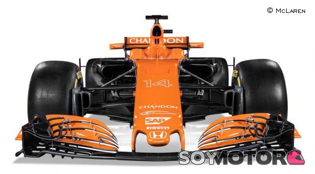 McLaren MCL32 - SoyMotor