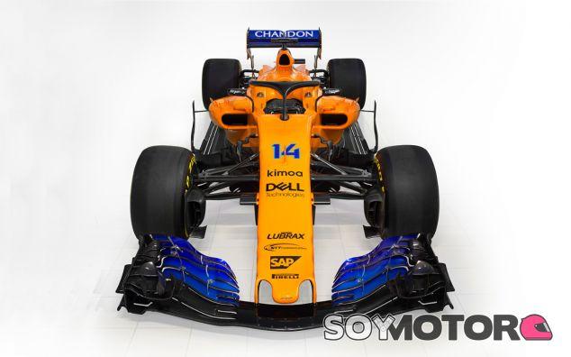 El nuevo McLaren MCL33 - SoyMotor