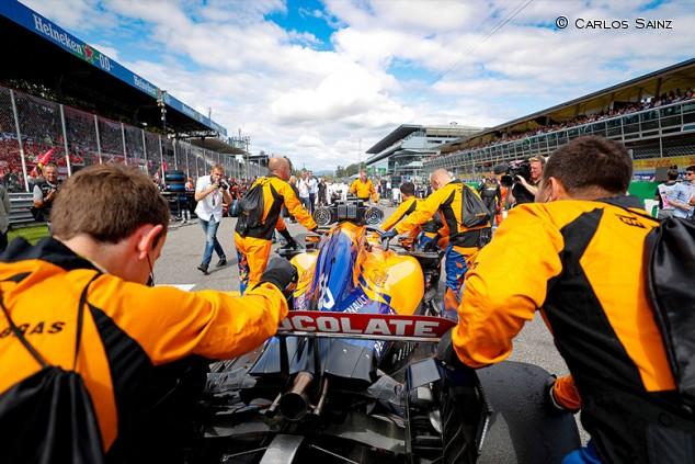 """McLaren promete una decoración 2020 """"especial e impactante"""" - SoyMotor.com"""
