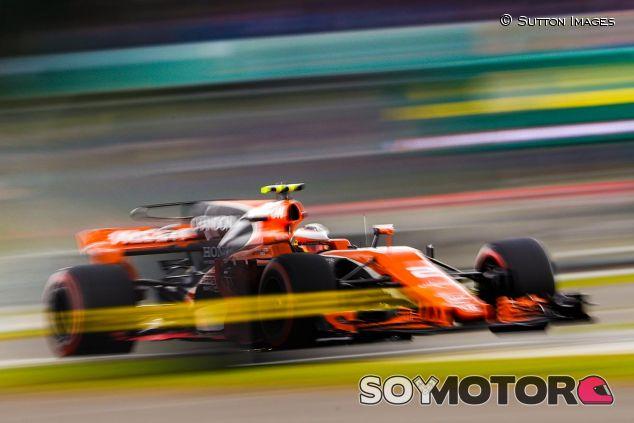 Stoffel Vandoorne en Silverstone - SoyMotor