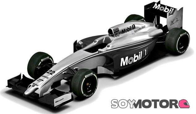 McLaren lucirá una decoración conmemorativa del 20º aniversario con Mobil - LaF1