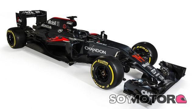 Se filtran las fotos del McLaren MP4-31 antes de su presentación - LaF1