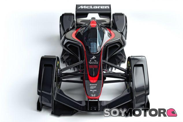 McLaren propuso la cúpula cerrada - LaF1