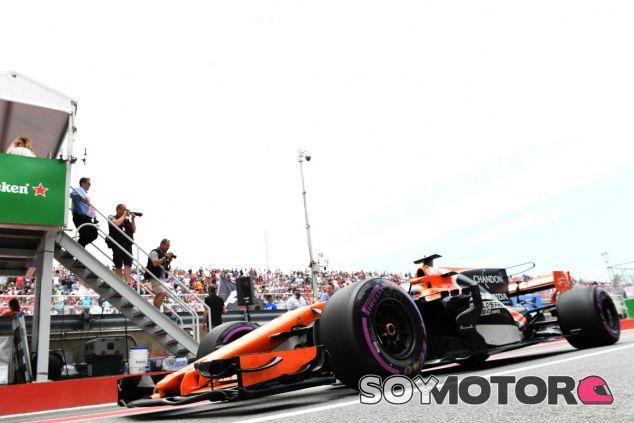 """McLaren: """"Enviamos un observador a todos los tests Pirelli de 2016"""" - SoyMotor.com"""