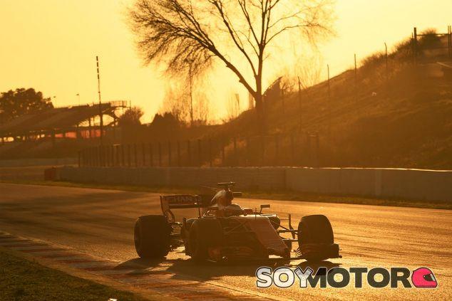 McLaren en una imagen de archivo de 2017 - SoyMotor