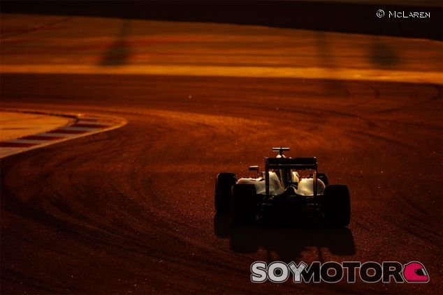 McLaren en Baréin - LaF1