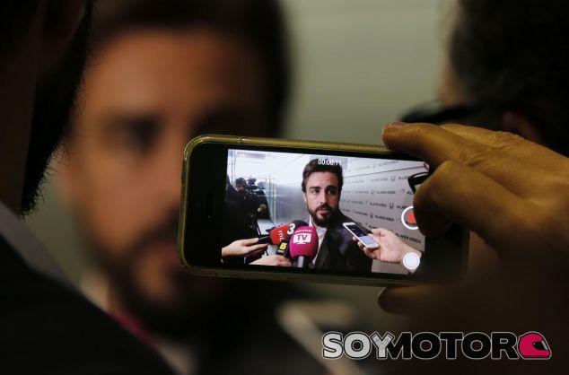 Fernando Alonso estará en la rueda de prensa de la FIA - LaF1.es