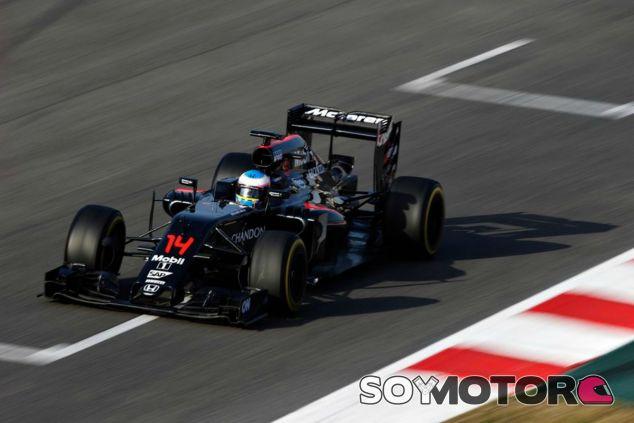 """McLaren espera un progreso """"masivo"""" en 2016 - LaF1"""