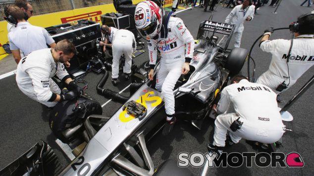 McLaren probará mejoras en Abu Dabi como preparación para 2015 - LaF1.es