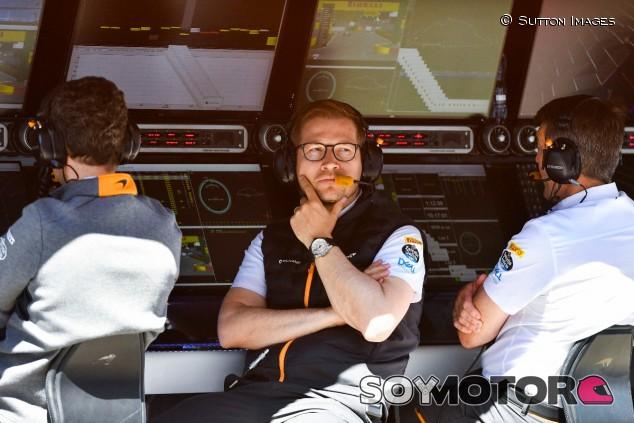 Andreas Seidl en una imagen de archivo - SoyMotor