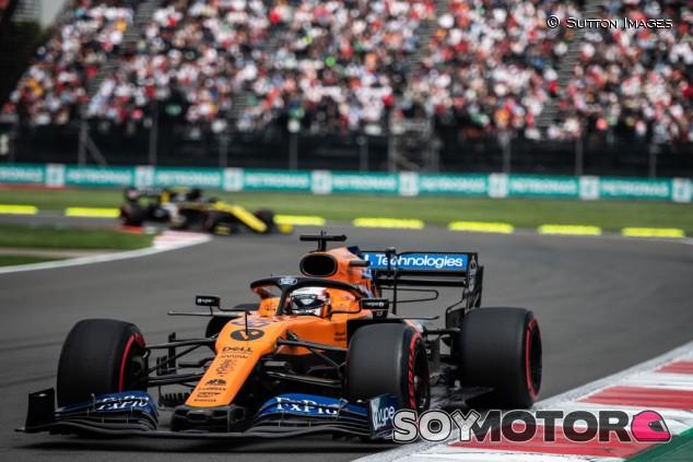 McLaren y Renault aplauden la iniciativa sostenible de la F1 - SoyMotor.com