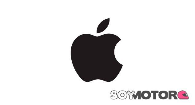 Logo de Apple - LaF1