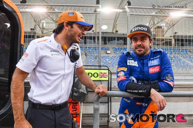 """Sainz: """"Un piloto en Renault y otro en Ferrari... España está de enhorabuena"""" - SoyMotor.com"""