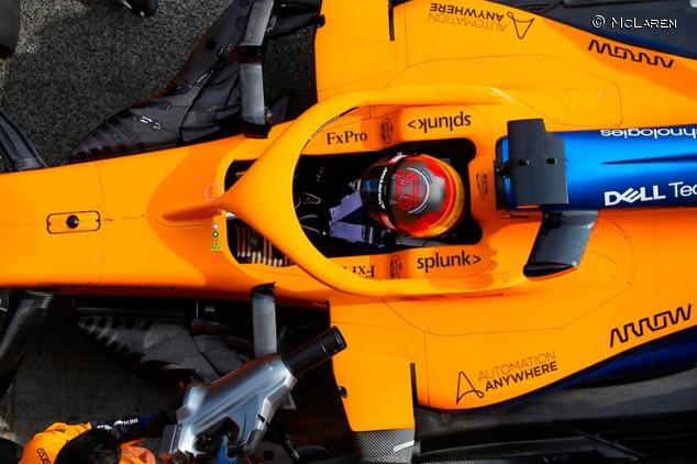 OFICIAL: McLaren se retira del GP de Australia por coronavirus - SoyMotor.com